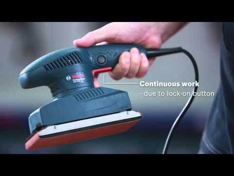 Bosch Orbital Sander | Power Cordless Sander | GSS 2300 Professional