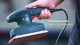 Bosch Orbital Sander | Power Cordless Sander | GSS 2300 Professional