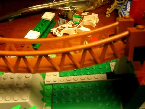 Lego Islanders Enchanted Island Review.AVI - YouTube