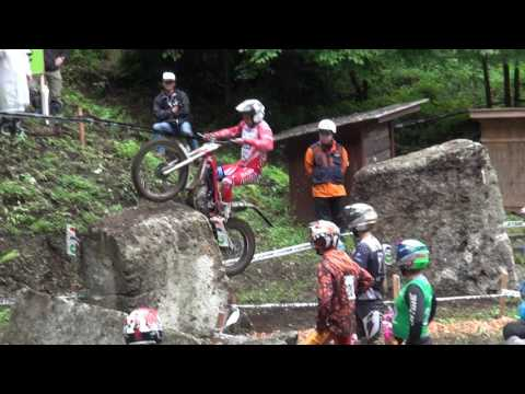 【Day1 Sec7-10】2017 FIM TRIAL WORLD CHAMPIONSHIP JAPAN