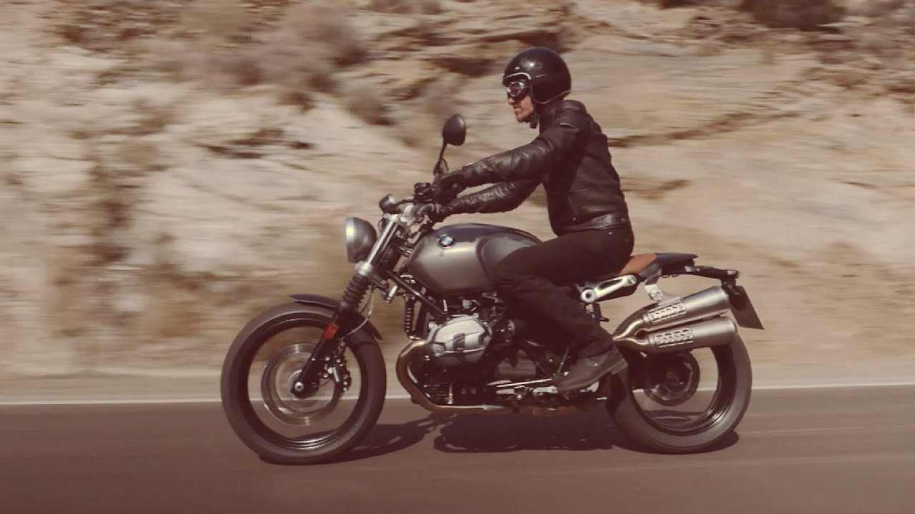 2016 bmw r ninet scrambler riding youtube. Black Bedroom Furniture Sets. Home Design Ideas