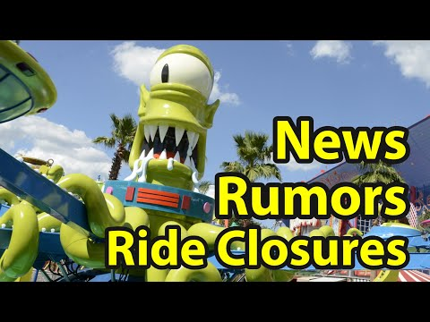 Universal Orlando News, Rumors & Discussions | Disney & Busc