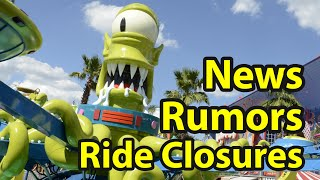 Universal Orlando News, Rumors & Discussions | Disney & Busch Garden Updates