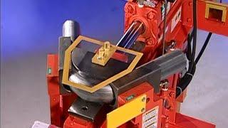 dobladora de tubos hidraulica huth benders lima peru