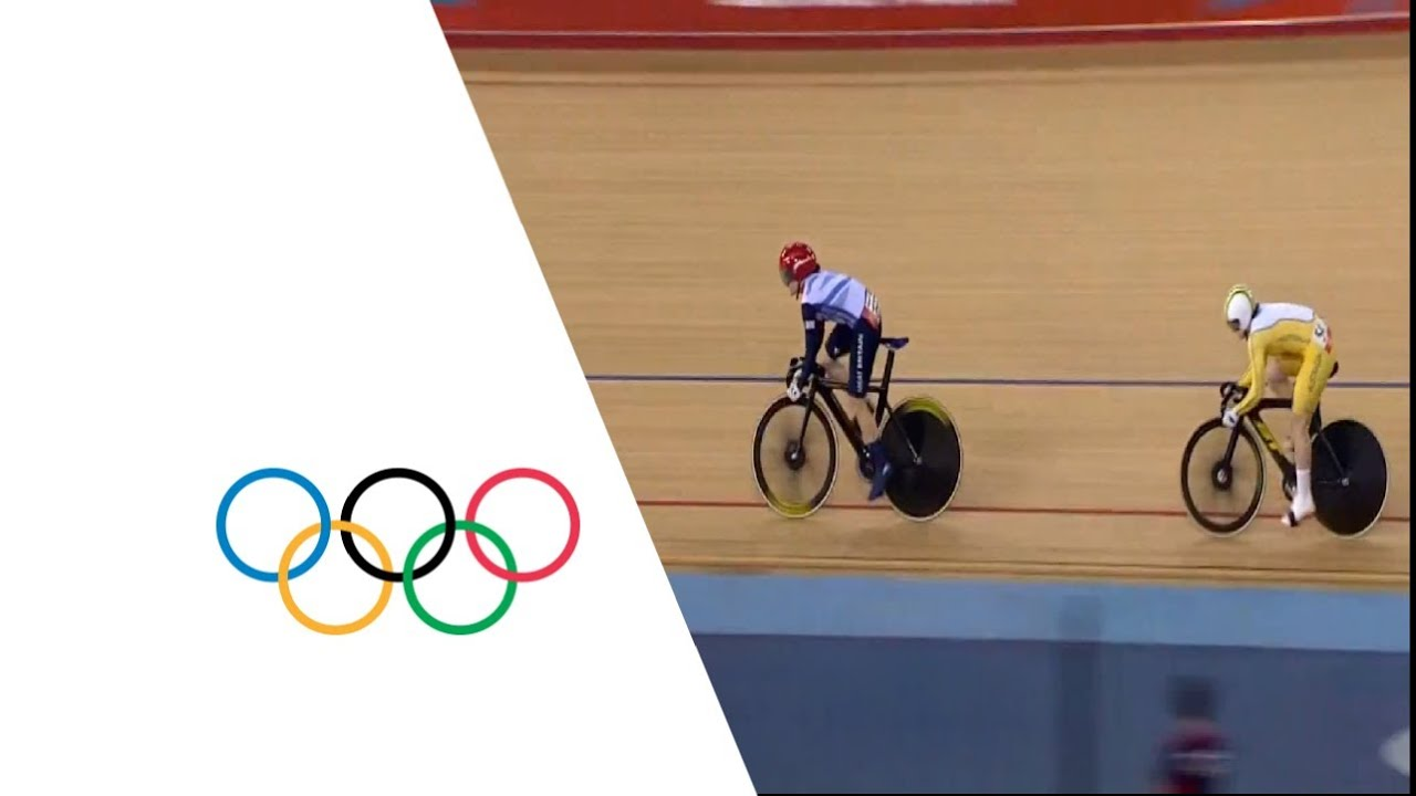 Cycling Track Women's Sprint Final - London 2012 Olympic Games Highlights