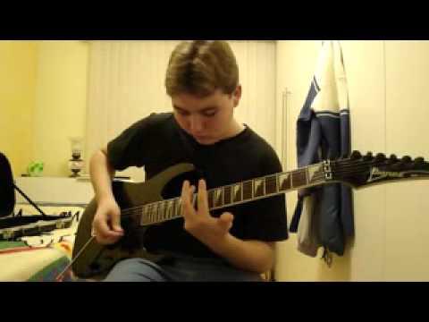 Metallica - Turn the page (guitar cover) Tune E - YouTube