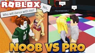 NOOB vs PRO | Roblox Social Experiment