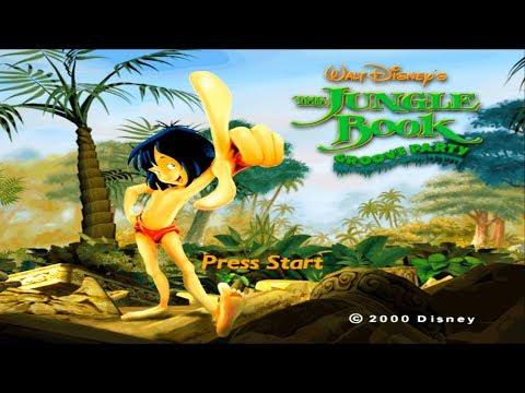 WALT DISNEY'S : The Jungle Book (Music Game For Kids) PCSX2 [Ultra HD].