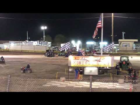 Lemoore Raceway Cal Cup Restricted Heat 3B 10/12/18