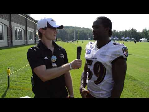 Interview With Ravens LB Arthur Brown