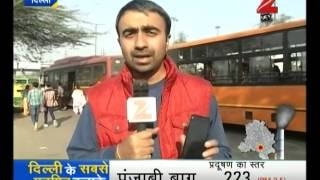 DNA: Odd-even number vehicles to ply in Delhi on alternate days to curb pollution