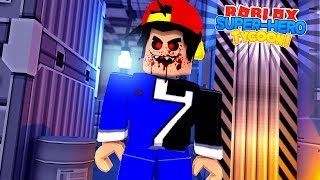ROBLOX - ROPO IS THE EVIL BLUE POWER RANGER