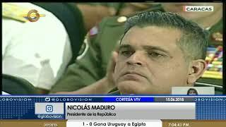 Nicolás Maduro: En Venezuela ningún gobierno extranjero va a meter sus narices