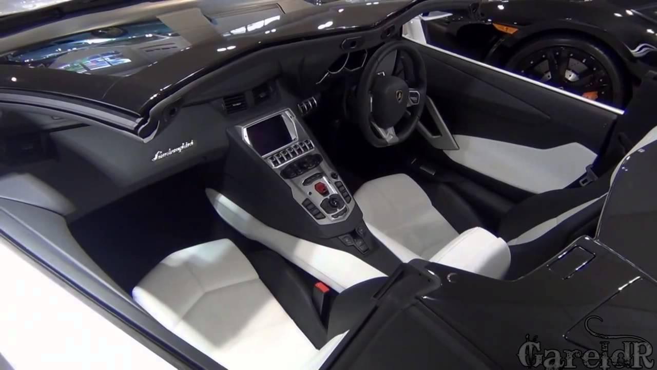 Lamborghini Aventador Roadster Right Hand Drive Combos Zonda F