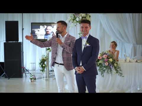 Свадебное промо видео Вексклярского Дмитрия