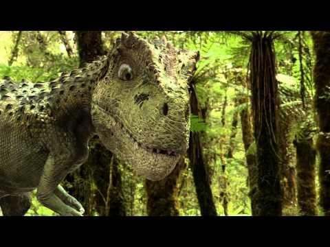 The Dino King - Trailer
