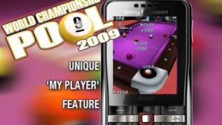 World Championship Pool 09 - Official Mobile Game Trailer