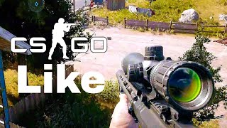 Top 10 Games like CSGO | Android & IOS 2017
