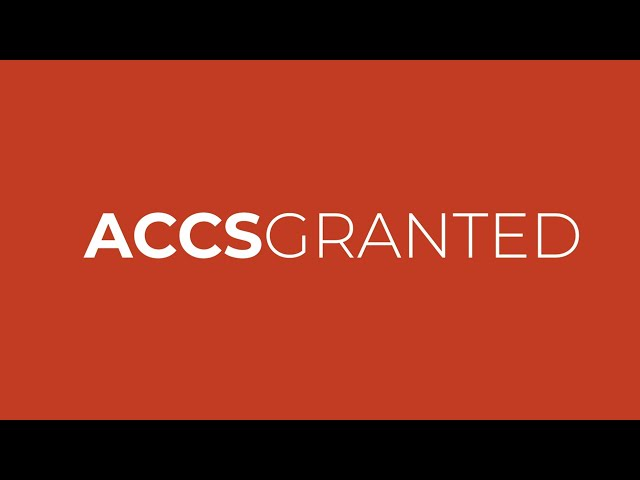 ACCS Granted Episode 5 May 15, 2020
