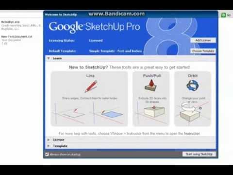 portable sketchup pro 8 free download
