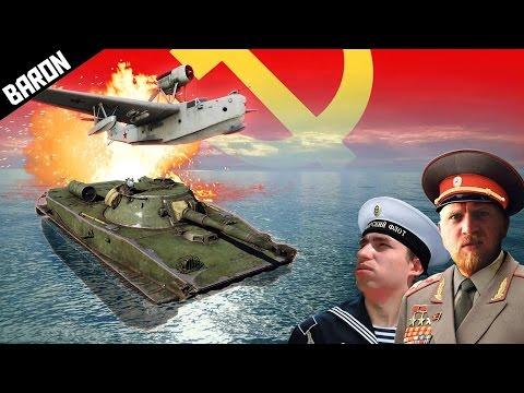 RUSSIAN NAVY BIAS (War Thunder Gameplay)