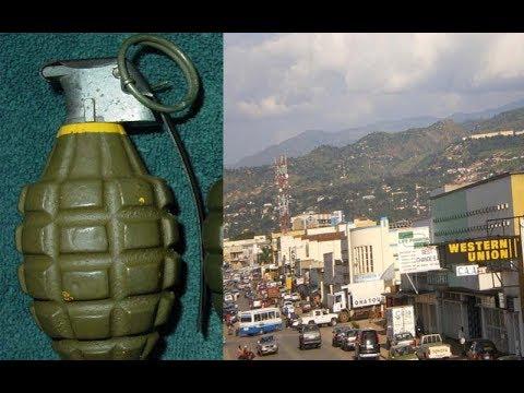 """Burundi: Guverineri yatezwe """"GERENADE"""" ku idirishya Imana ikinga akaboko!"""