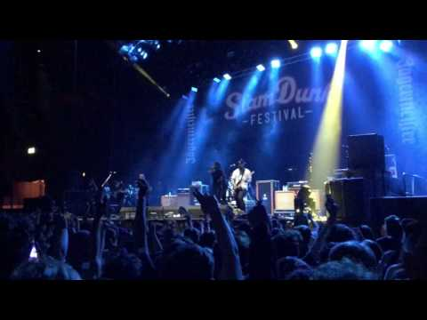 Beartooth - Agressive Live @ Slam Dunk Festival Birmingham 2017