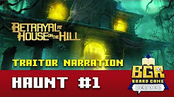 Betrayal at House on the Hill: Traitor's Tome