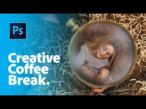 Creative Coffee Break: How to edit your own surreal looking photographs in Adobe Photoshop | Adobe