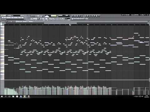 Fl Studio: Emotional Piano Music (Free FLP Download)