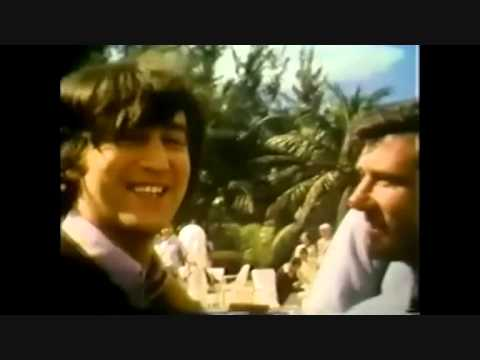"""JOHN LENNON: """"WE GOT STONED."""" FIRST BEATLE ADMISSION OF DRUG USE- MARCH 1965"""