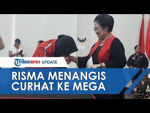 Megawati Ungkap Curhatan Mensos Tri Rismahari: Saya Lihat Mbak Risma Makin Kurus Dan Sering Nangis