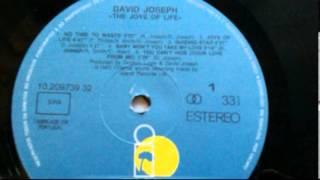David Joseph - Baby Won