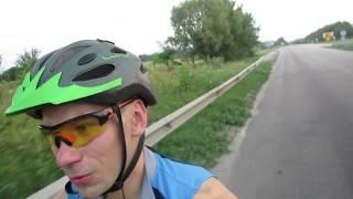 На Велосипеде Киев -Крым день первый