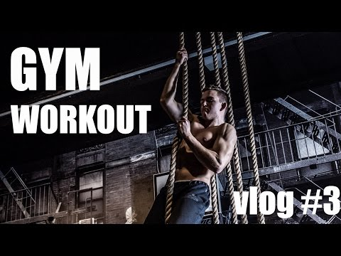 Workout at Urban Gym | Christian Nielsen | Vlog #3
