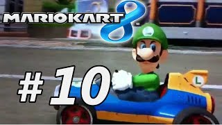Mario Kart 8: Drinking and Karting Ep. 10 - Turmoil (2 Player Online)