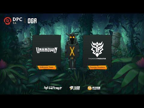 Unknown vs TP - Dota Pro Circuit 2021 - Game 1
