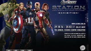 Avengers S.T.A.T.I.O.N. Experience