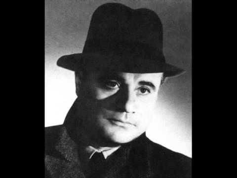 Beniamino Gigli - O del mio amato ben (Donaudy) 1939.wmv