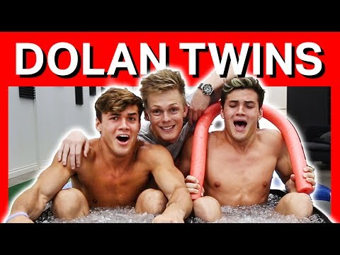 Dolan Twins - BRAIN FREEZE CHALLENGE