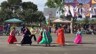 Baby Bangtans shares BTS Kcon Paris version of Arirang Dance For International Day!