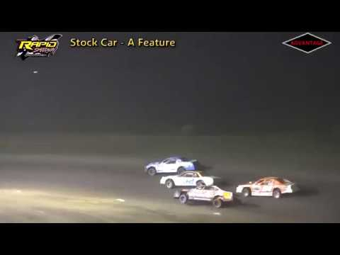 Hobby Stock/Stock Car Features - Rapid Speedway - 7/27/18