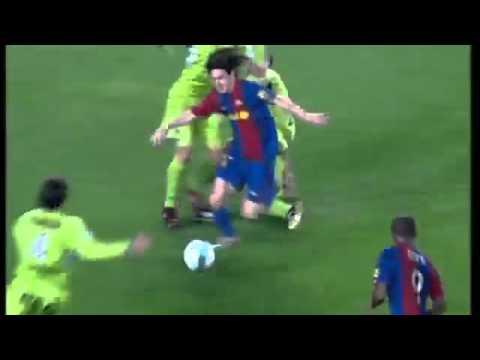 FC Barcelona - Cinco años del gol maradoniano de Messi.