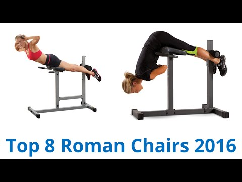 8 Best Roman Chairs 2016