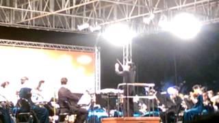 桃園2014藝術下鄉 長榮交響樂團陽明運動公園演出