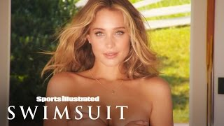 Hannah Davis Intimates | Sports Illustrated Swimsuit 2015