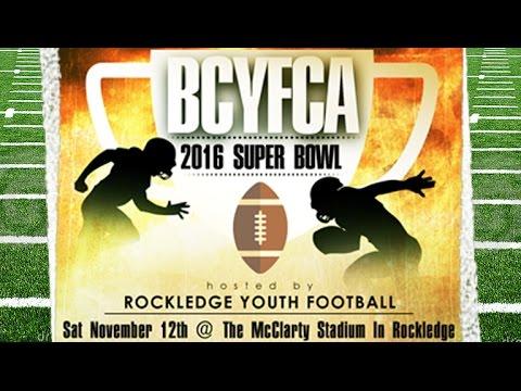 2016 BCYFCA Superbowl