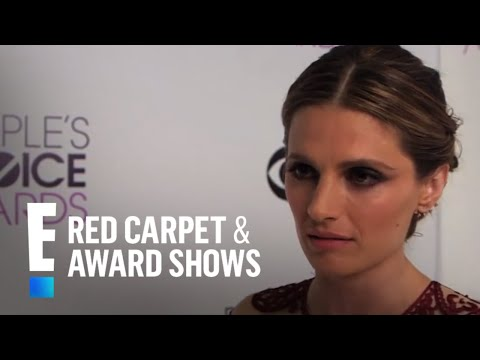 People's Choice Exclusive: Stana Katic talks about her