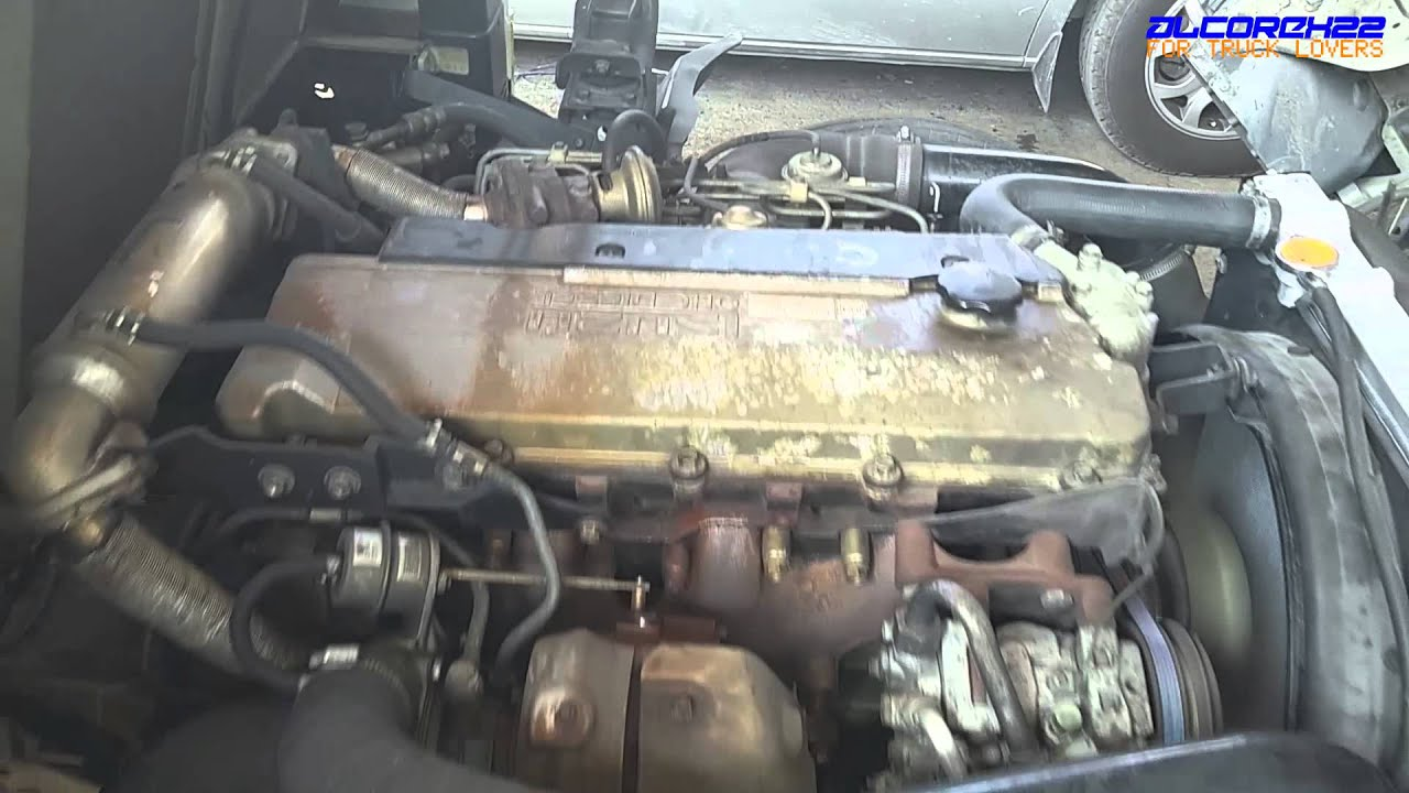isuzu  engine view youtube