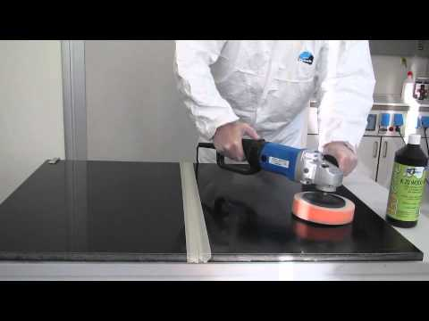 KIT DI PASTE ABRASIVE E POLISH PER LUCIDATURA DEL LEGNO LACCATO - YouTube